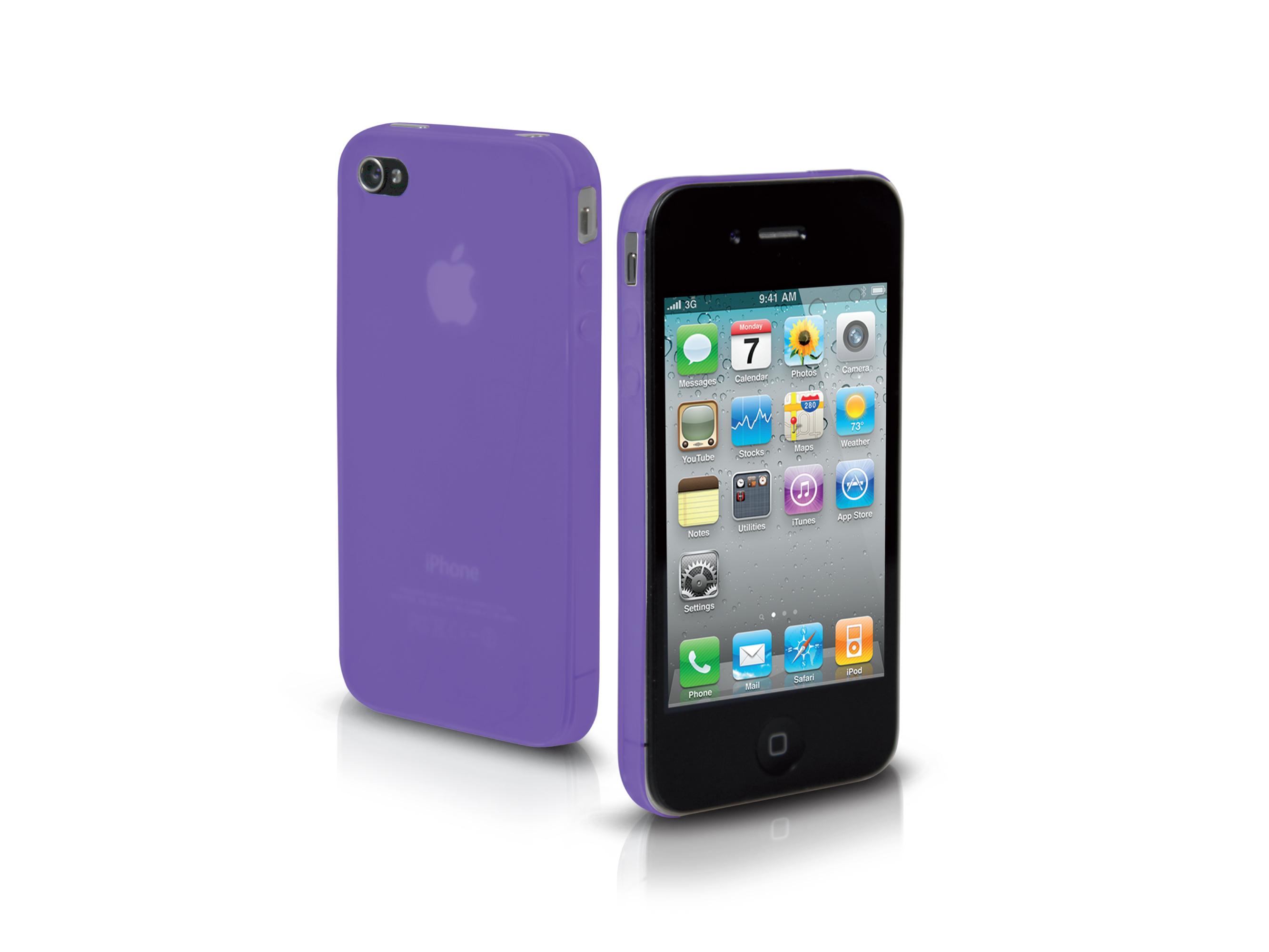 iPhone 4/4S-Extra Slim Case