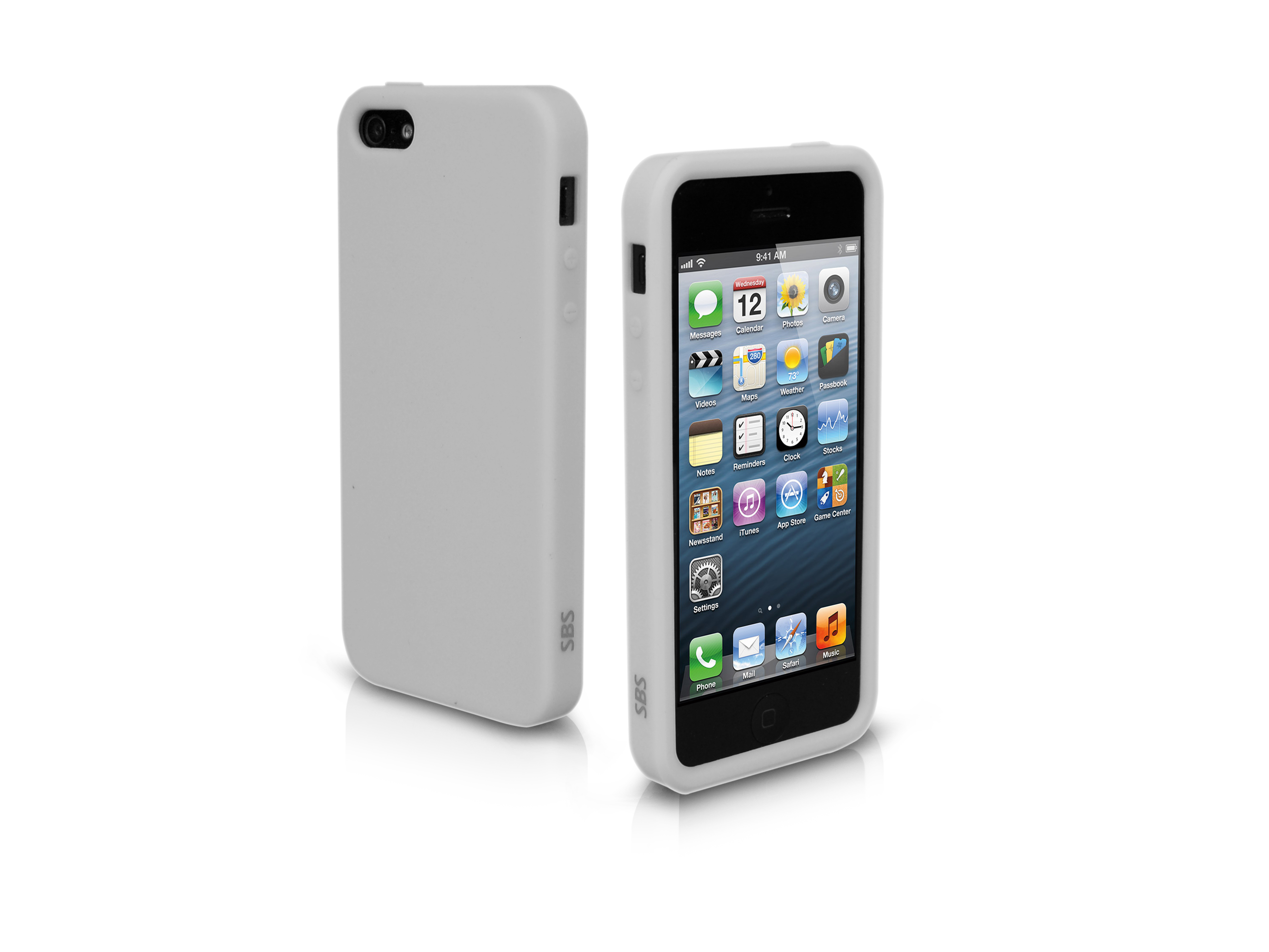 iPhone 5-Silicon Case